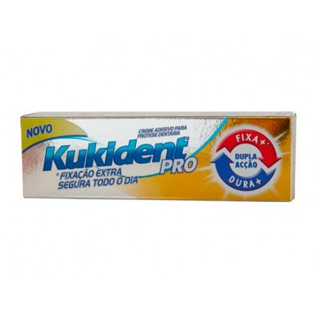 KUKIDENT PRO DOBLE ACCION CREMA ADH PROTESIS DENTAL NEUTRO 6