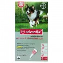 ADVANTIX 10 HASTA 25 KG