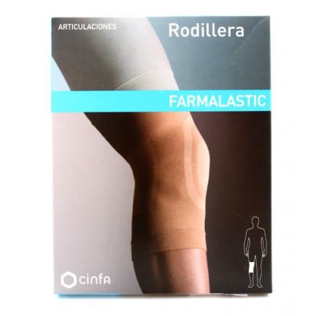RODILLERA FARMALASTIC T GDE