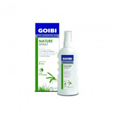 GOIBI ANTIMOSQUITOS NATURE SPRAY USO HUMANO REPELENTE 100 ML