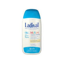 LADIVAL AFTER SUN NIÑOS LECHE HIDRATANTE  200 ML