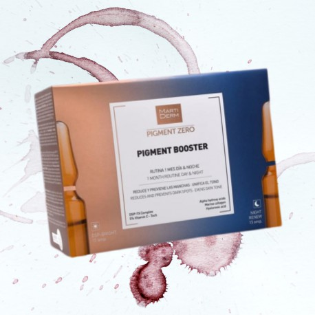 MARTIDERM PIGMENT BOOSTER  PACK 15 AMPOLLAS  15 AMPOLLAS