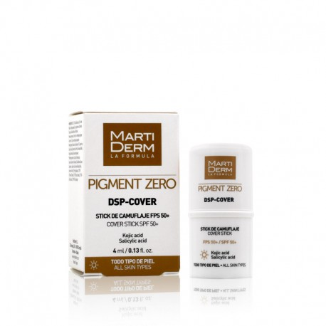 MARTIDERM DSP COVER FPS 50  4 ML