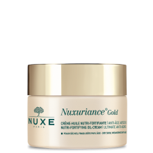 NUXE NUXURIANCE GOLD CREMA ACEITE NUTRI FORTIFICANTE 50 ML