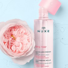 NUXE VERY ROSE AGUA MICELAR HIDRATANTE 3 EN 1 200 ML