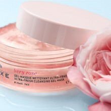 NUXE VERY ROSE MASCARILLAGEL LIMPIADORA ULTRA FRESCA 150 ML