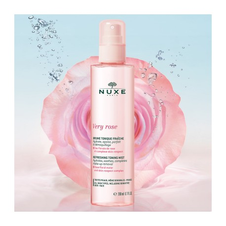 NUXE VERY ROSE BRUMA TONIFICANTE 150 ML