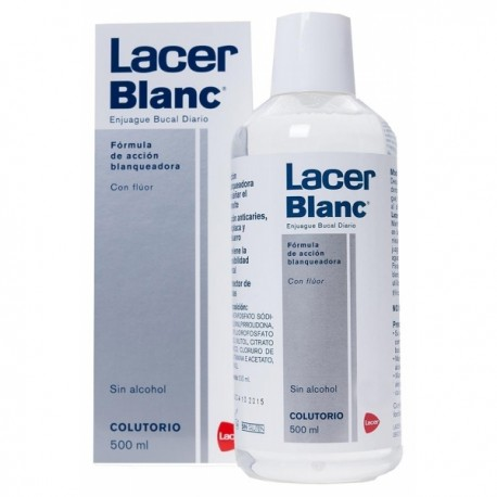 LACERBLANC COLUTORIO  D CITRUS 500 ML