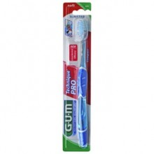 CEPILLO DENTAL ADULTO GUM 525 TECHNIQUE PRO COMPACTO SUAVE