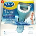 DR SCHOLL VELVET SMOOTH LIMA PIES WET DRY RECARGABLE