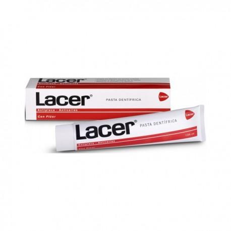 LACER PASTA CON FLUOR  125 ML