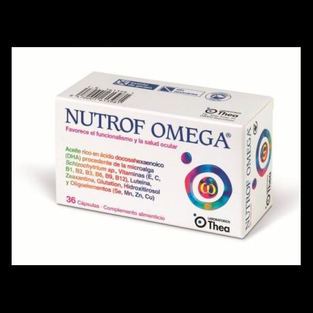 NUTROF OMEGA CAPS  60 CAPS
