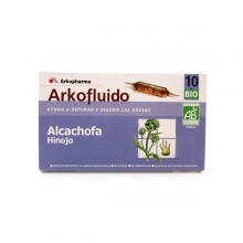 ARKOFLUIDO ALCACHOFA  HINOJO AMP BEBIBLES  10 AMP